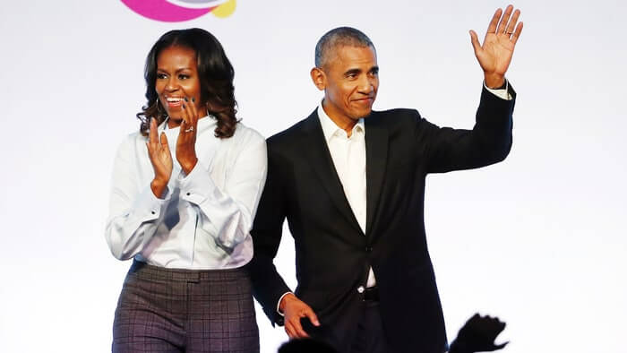 Netflix just signed TV shows and Movies with Barack and Michelle Obama