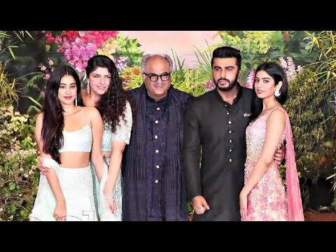 Arjun Kapoor, Janhvi, Anshula, Khushi are my blood and had to come together: Boney Kapoor on life after Sridevi