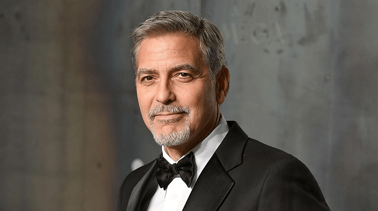 George Clooney is proud of the changes he is seeing in the industry