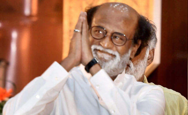 Rajnikanth breaks silence on #MeToo