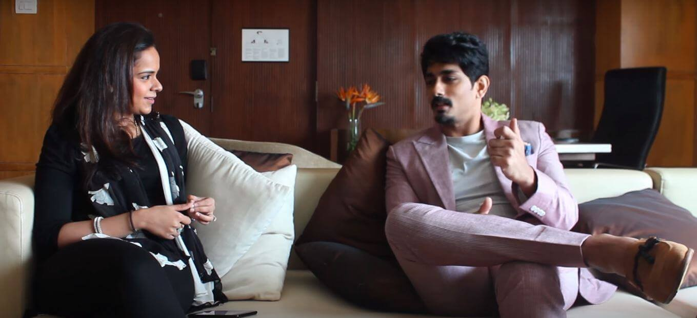 Actor Siddharth to Play Double Roles in His Next