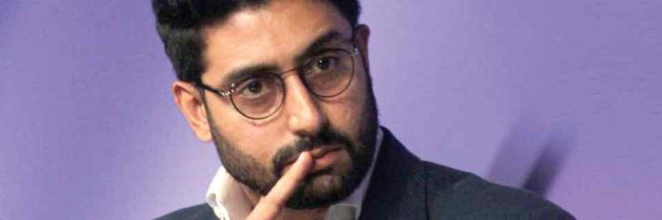 Abhishek Bachchan gives a brilliant reply to his troller