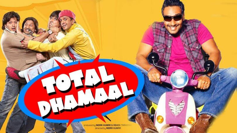 Total Dhamaal promises laughter riot