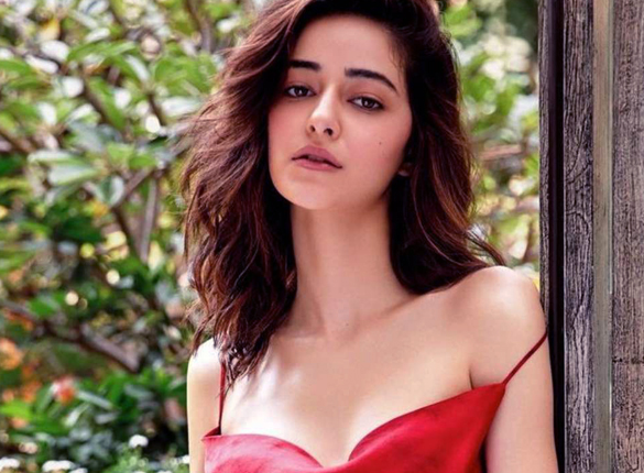 Ananya Panday shoots for Tinder India and asks everyone to start something new again on Valentine's Day