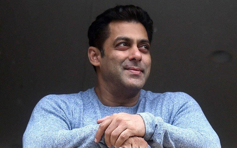Salman Khan talks about his 'no-kissing on-screen' rule