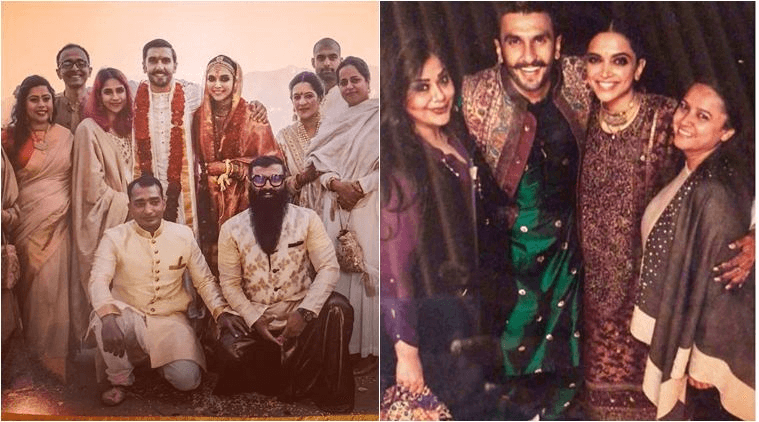 I saw Ranveer's excitement about wedding while shooting: Siddharth Jadav