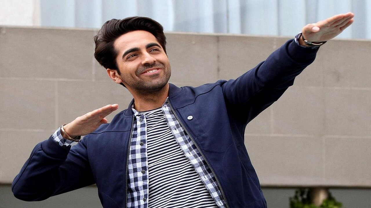Ayushmann expresses how he feels about being a rule-breaker and a dependable actor