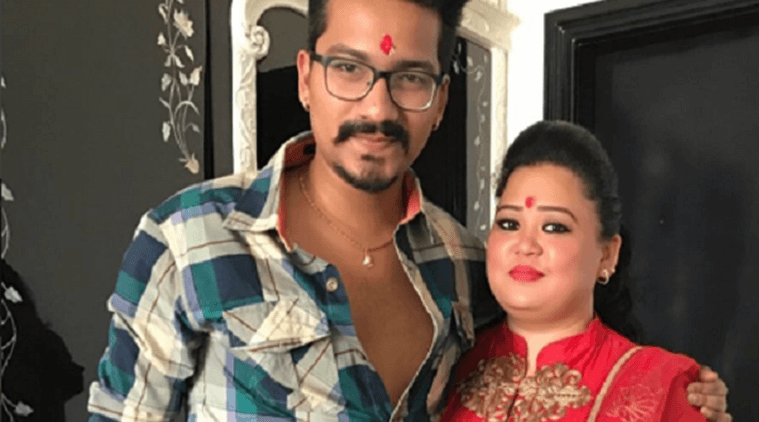 Bharti talks about her relationship with her husband Harsh Limbachiyaa
