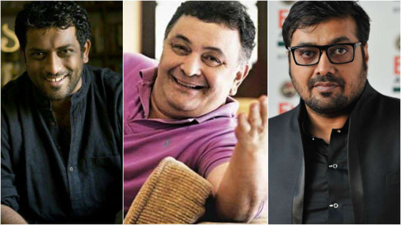 Rishi Kapoor blasts Anurag Kashyap and Anurag Basu while talking about Ranbir's career