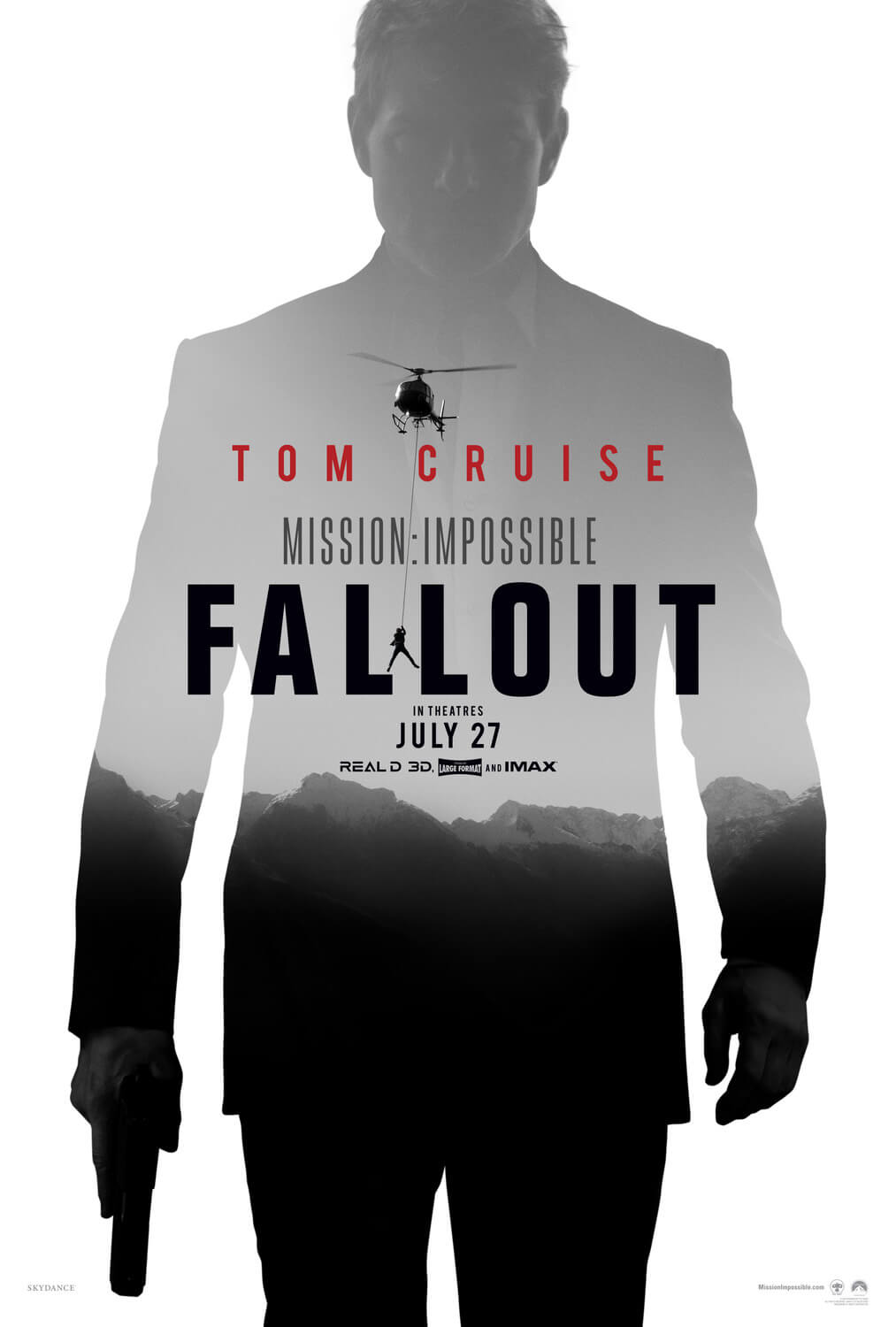 Tom Cruise's Mission Impossible Fallout is breaking records