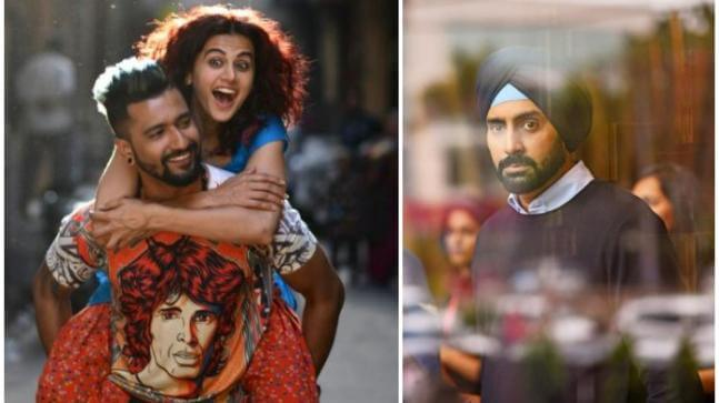 Manmarziyaan stars Vicky Kaushal and Taapsee Pannu receive a letter of appreciation from Amitabh Bachchan
