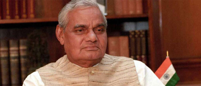 Atal Bihari Vajpayee was a great patron of Bollywood