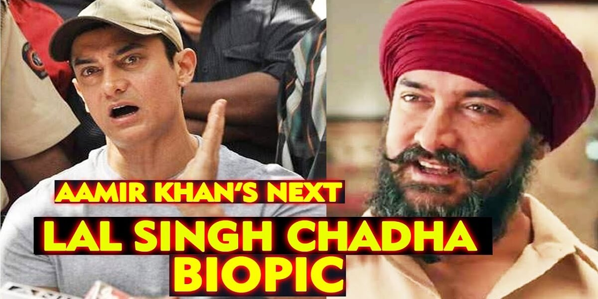 Aamir Khan's Look From His Next Film 'Laal Singh Chaddha' Leaked