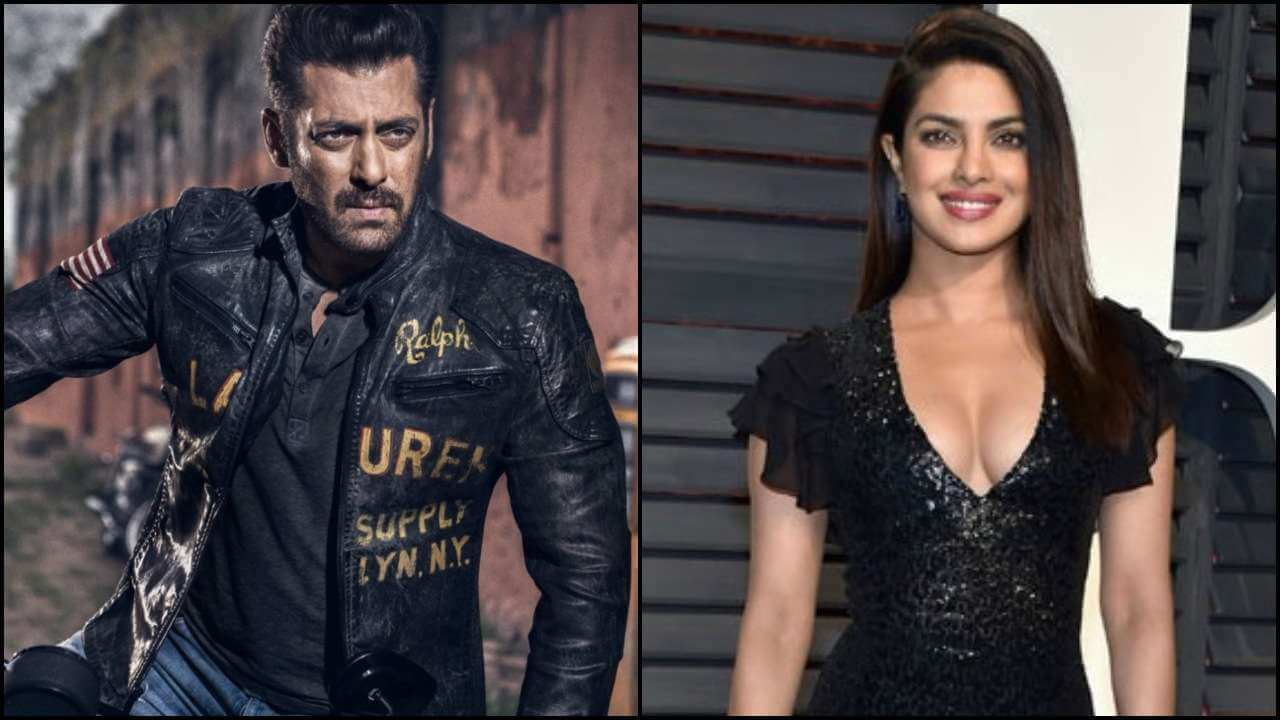 Salman's father, Salim Khan reacts to Priyanka Chopra quitting 'Bharat'