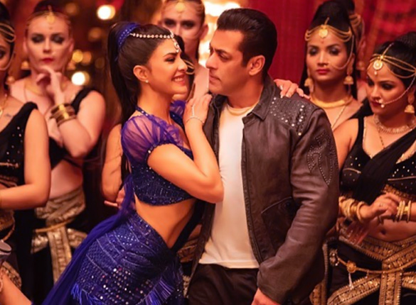 Dil De Diya from Radhe is out, Salman Khan and Jacqueline Fernandez groove on this number