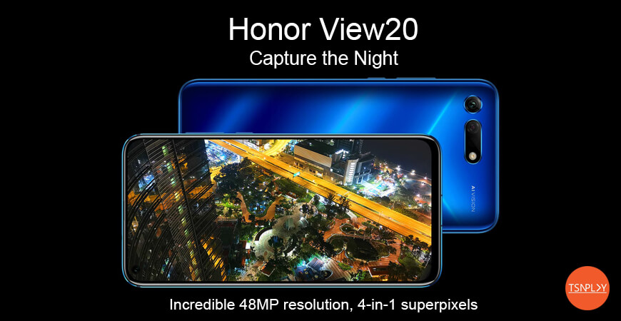 Honor View 20 Future smartphone Review