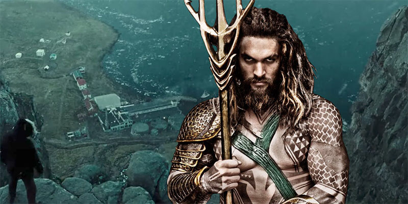 James Wan's Aquaman won't feature other Justice League superheroes