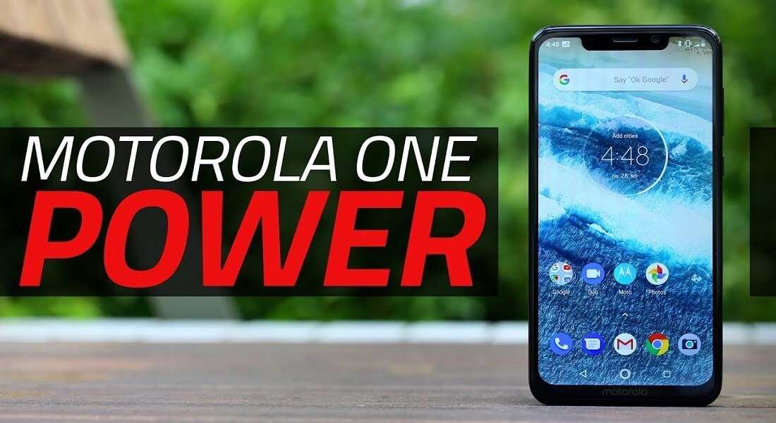 Motorola One Power Review - Performance, Camera, Display and Battery
