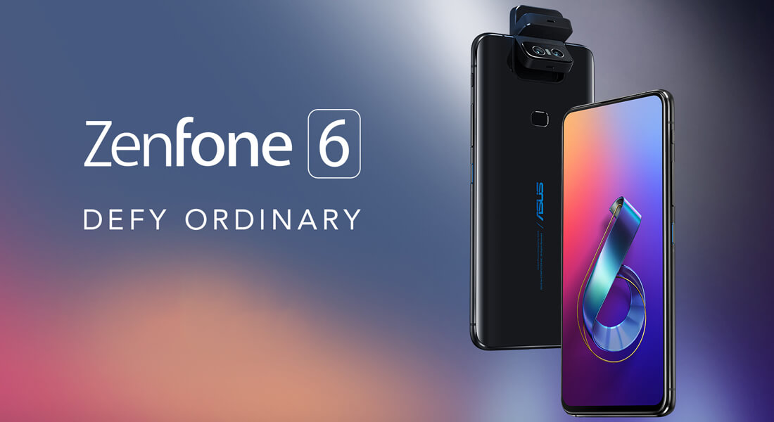 Asus ZenFone 6 Launch, Rotating Camera, Know Price and Specifications