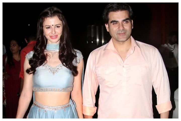 Arbaaz Khan opens up about dating Giorgia Andriani
