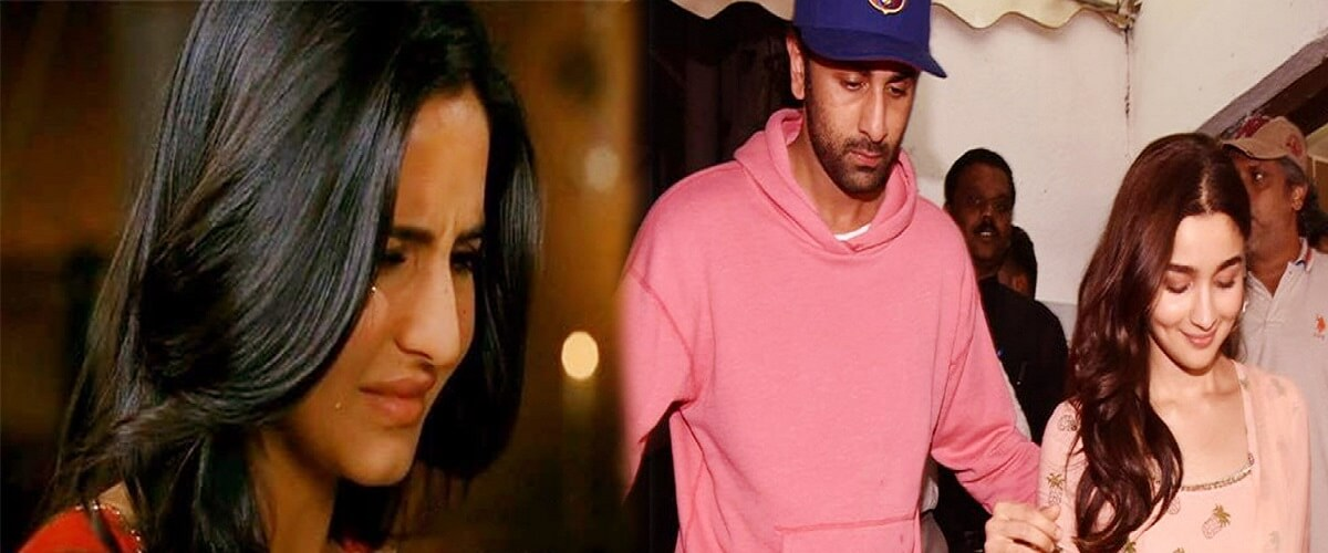 Katrina, unable to tolerate Ranbir-Alia's relationship, posted on the Instagram without the name
