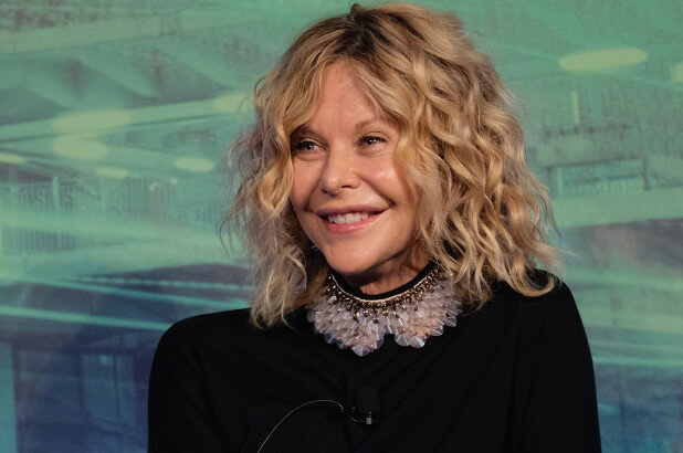 Meg Ryan states that she never wanted to be an actress