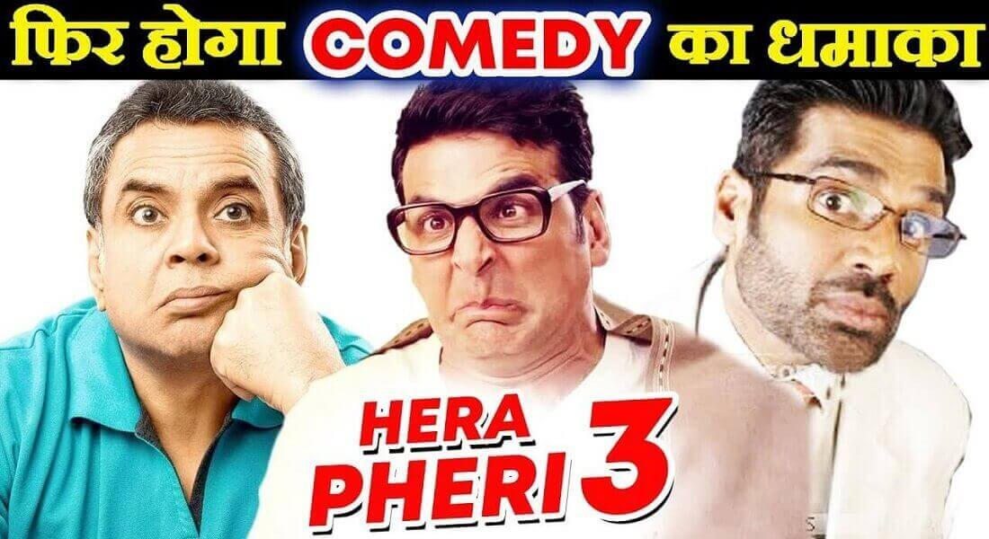 Akshay Kumar Confirms: 'Hera Pheri 3' is not happening