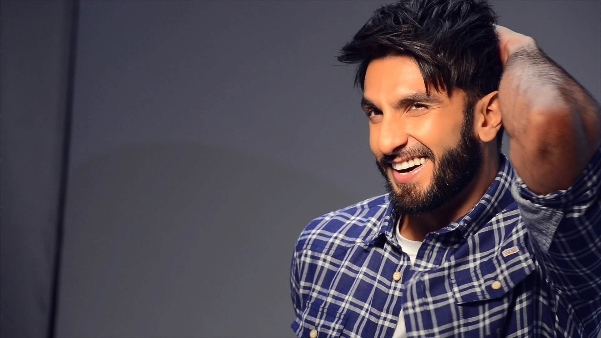 Ranveer Singh gets candid about working with big directors