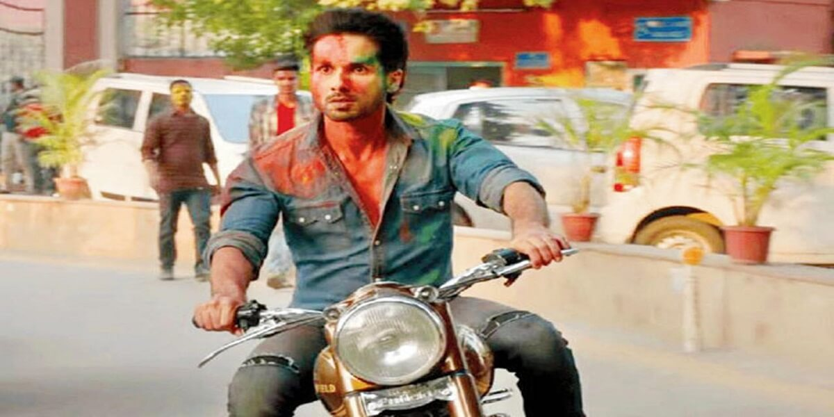 Shahid Kapoor walked out of the show for not being awarded as a best actor