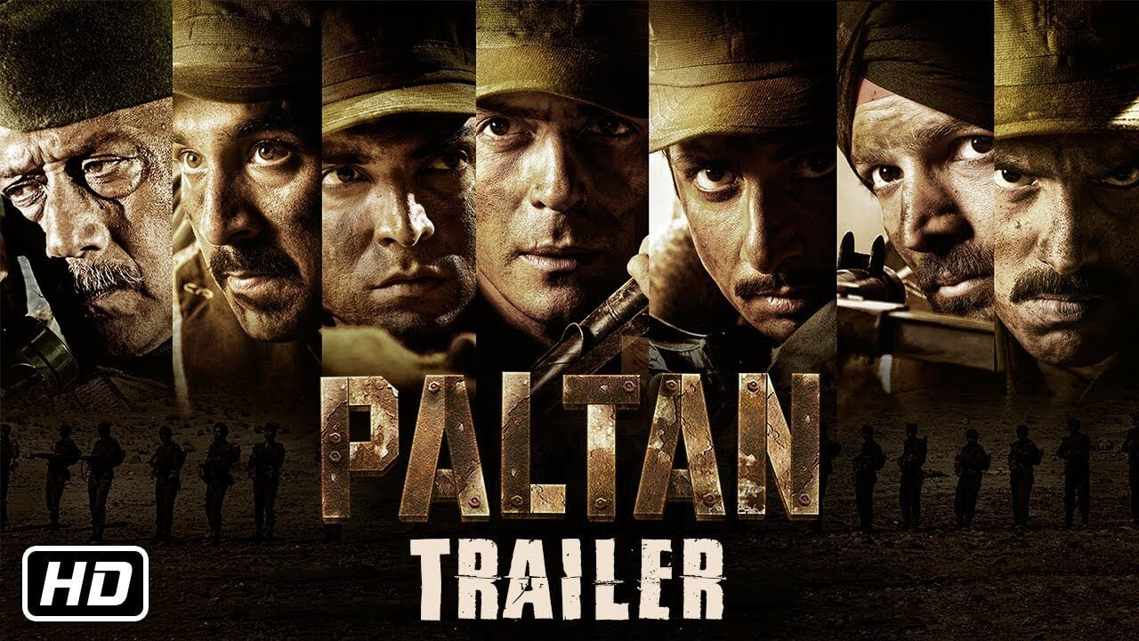 Paltan box office collection on day 4