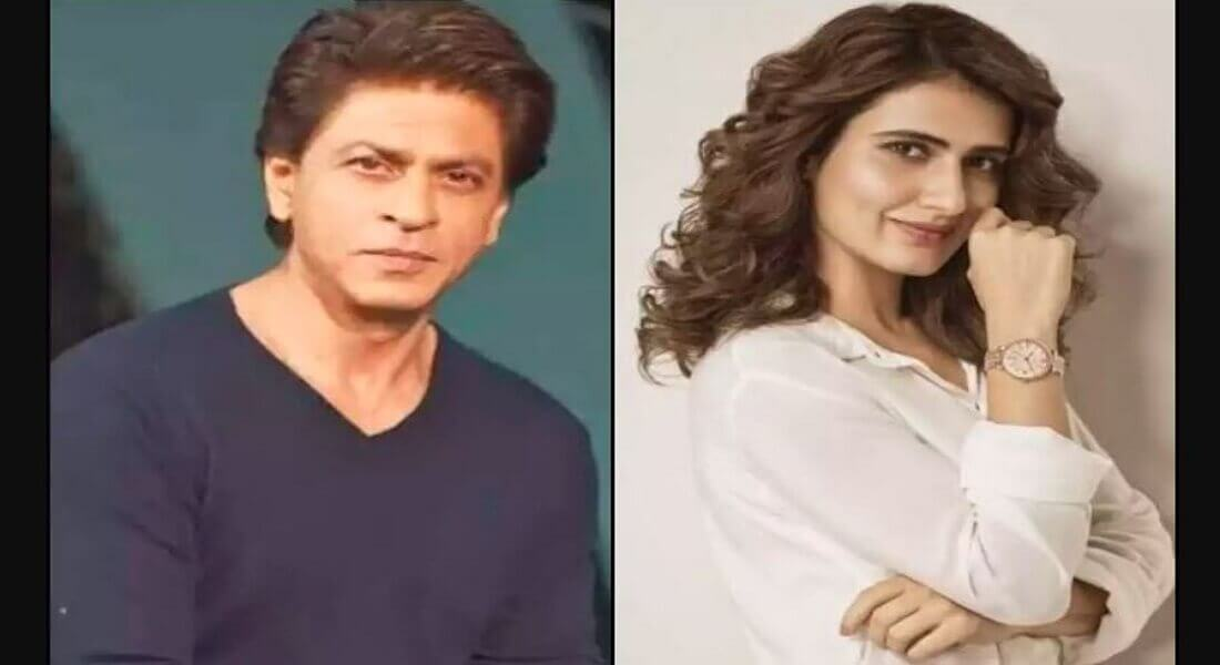 SRK and Fatima Sana Shaikh Might be Seen Together in a Biopic