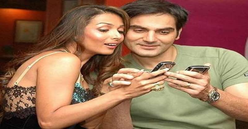Arbaaz Khan arrives for dinner with Ex-Wife, family comes along with trouble