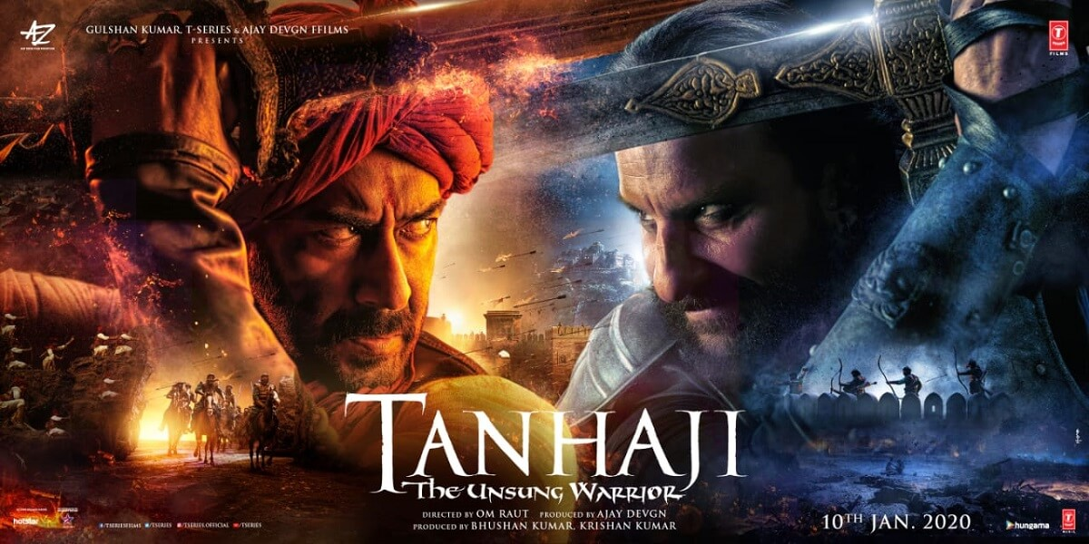 Tanhaji The Unsung Warrior' trailer is finally out | Tanhaji Trailer Review