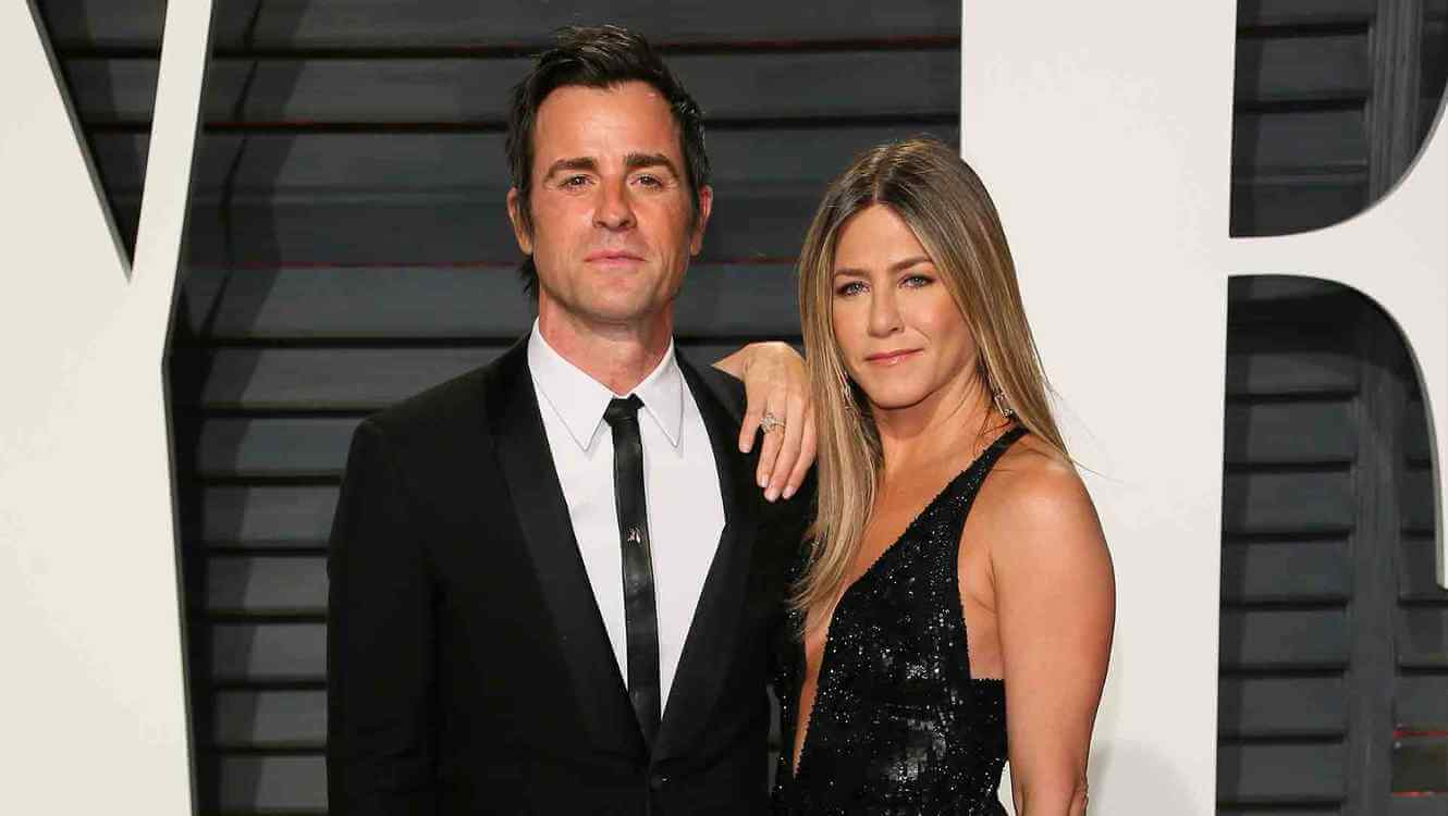 Justin Theroux breaks silence on split with ex-wife Jennifer Aniston