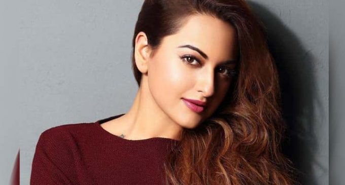 Good looks was never in the forefront for me: Sonakshi Sinha