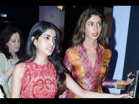 'We Grew Up Together': Shweta Bachchan Nanda on her daughter's birthday