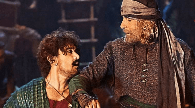 Thugs of Hindostan Box Office Collection Day 8: Rs. 140.40 Crore