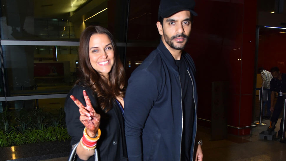 I was left stranded in New York: Angad Bedi