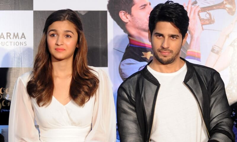 Sidharth malhotra finally opens up about Alia Bhatt: We share a deep connect
