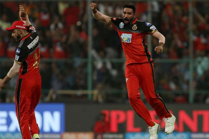 RCB is already flying high with their fine win against KKR, Siraaj bowls Kolkata out!