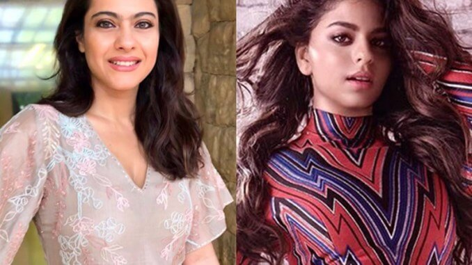 Kajol opens up about the vitriolic flak that Suhana received