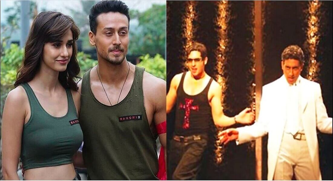 Tiger Shroff and Disha Patani to be seen in a new version of Abhishek Bachchan's song 'Dus Bahane'