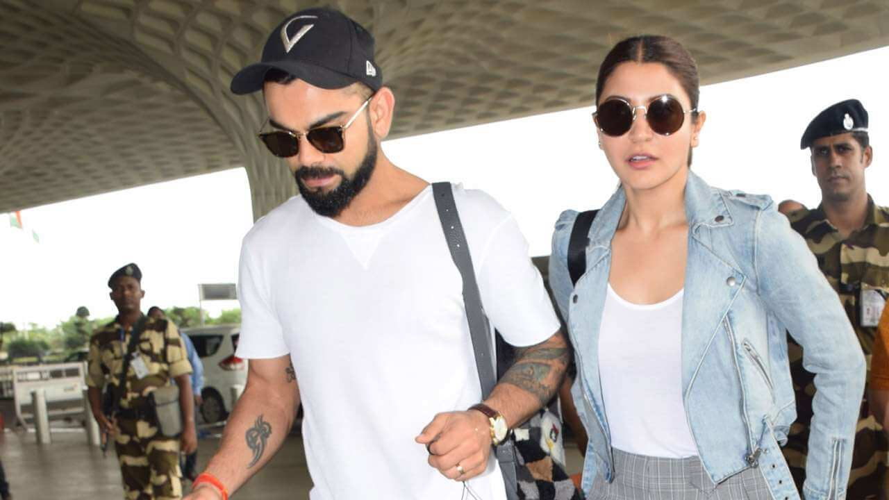 Anushka And Virat might be in legal trouble