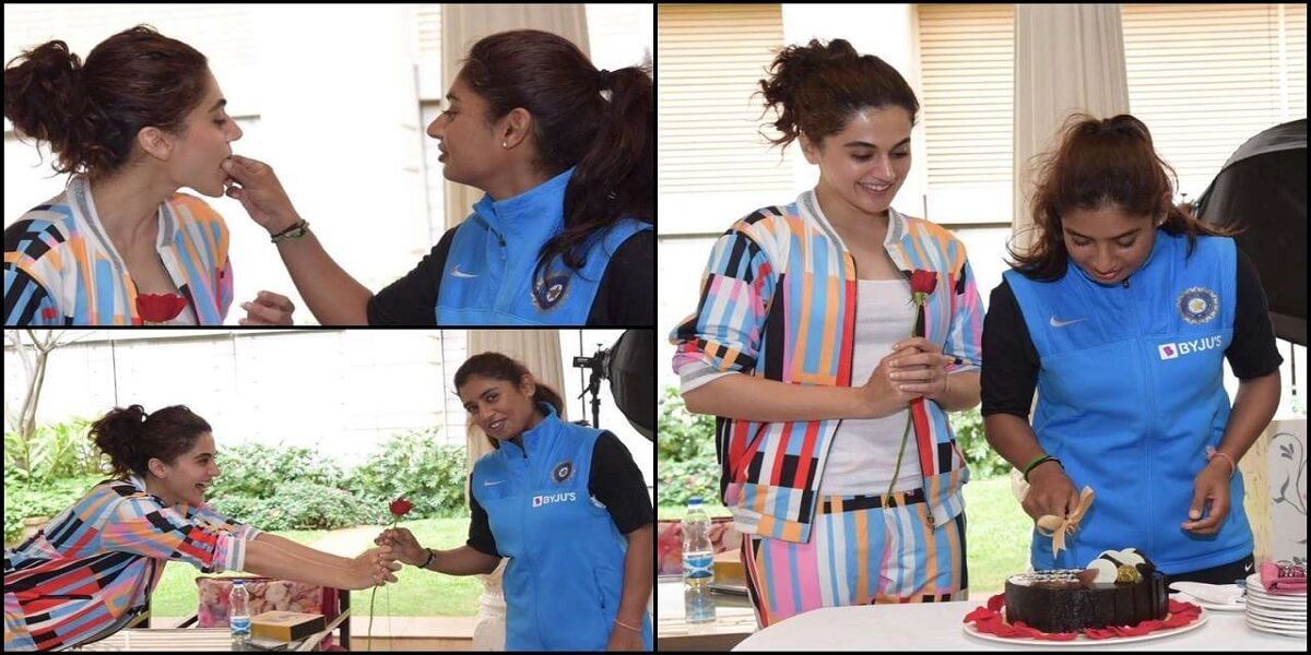 Taapsee Pannu is all set to play the role of cricketer Mithali Raj in her next