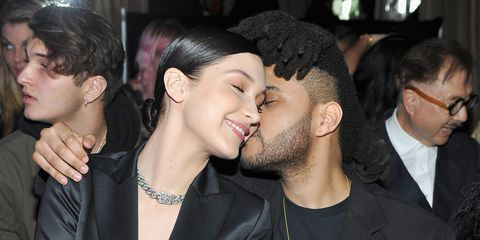 Bella Hadid and The Weeknd are back together