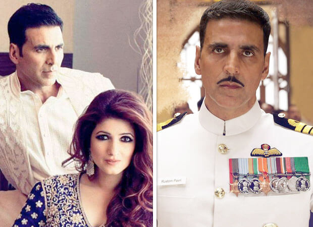 Akshay Kumar and Twinkle Khanna Get Served!