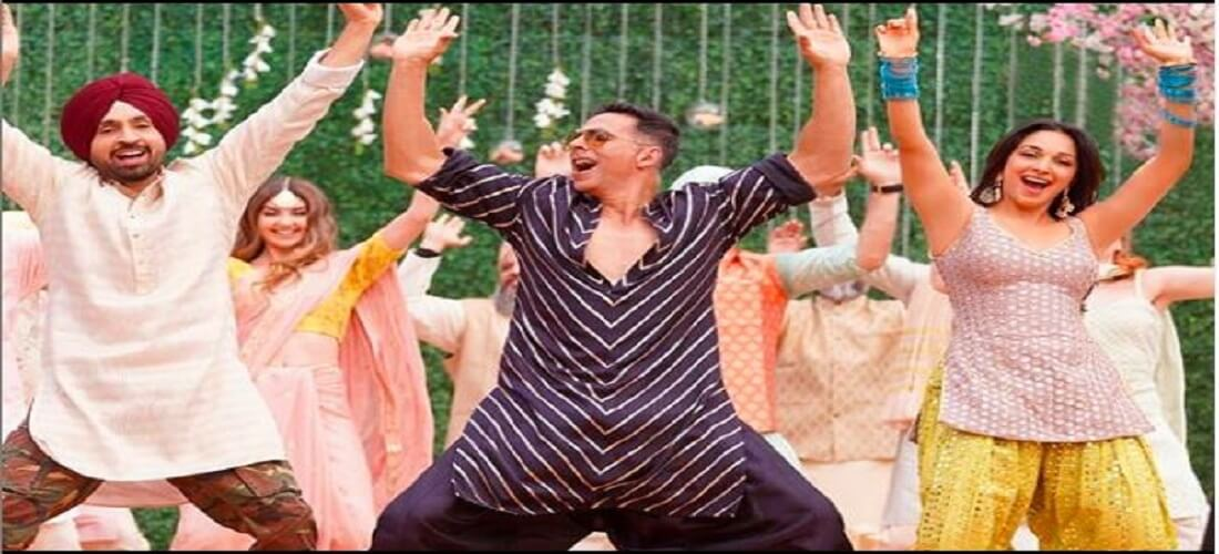 Akshay Kumar shares a glimpse of his upcoming song from Good Newwz