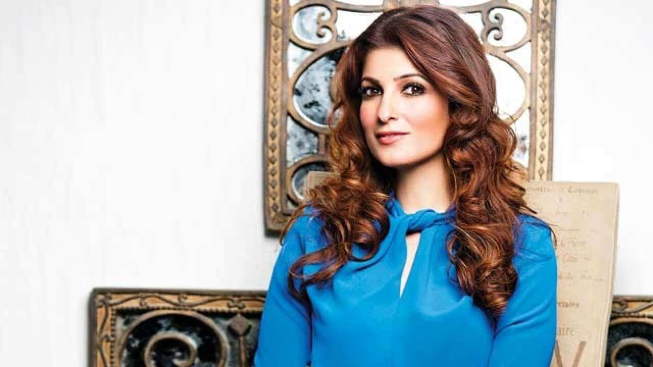 Twinkle Khanna on being a best-selling author