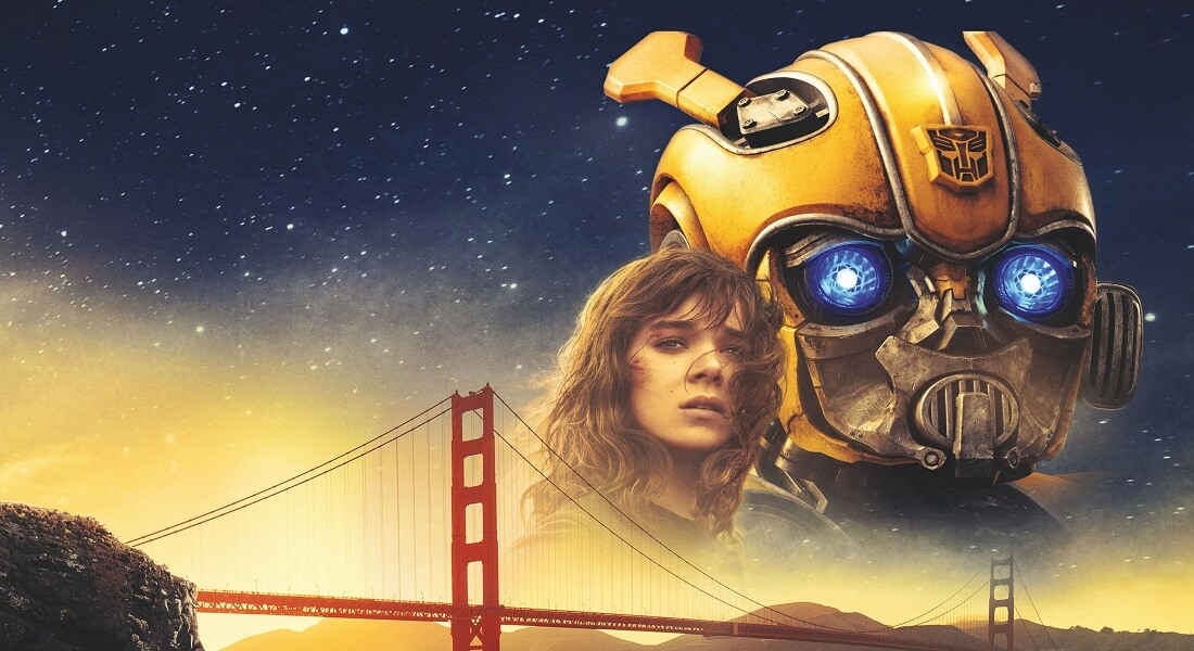 BUMBLEBEE - Much awaited transformer movie.
