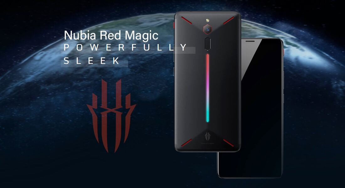Nubia Red Magic Review - Design, Performance, Gaming & Camera